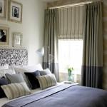 draperii pentru dormitor din catifea dublata groasa