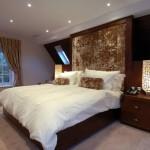 draperii opace pentru dormitor din catifea lucioasa