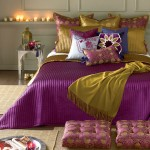 Asternuturi de pat in stil marocan