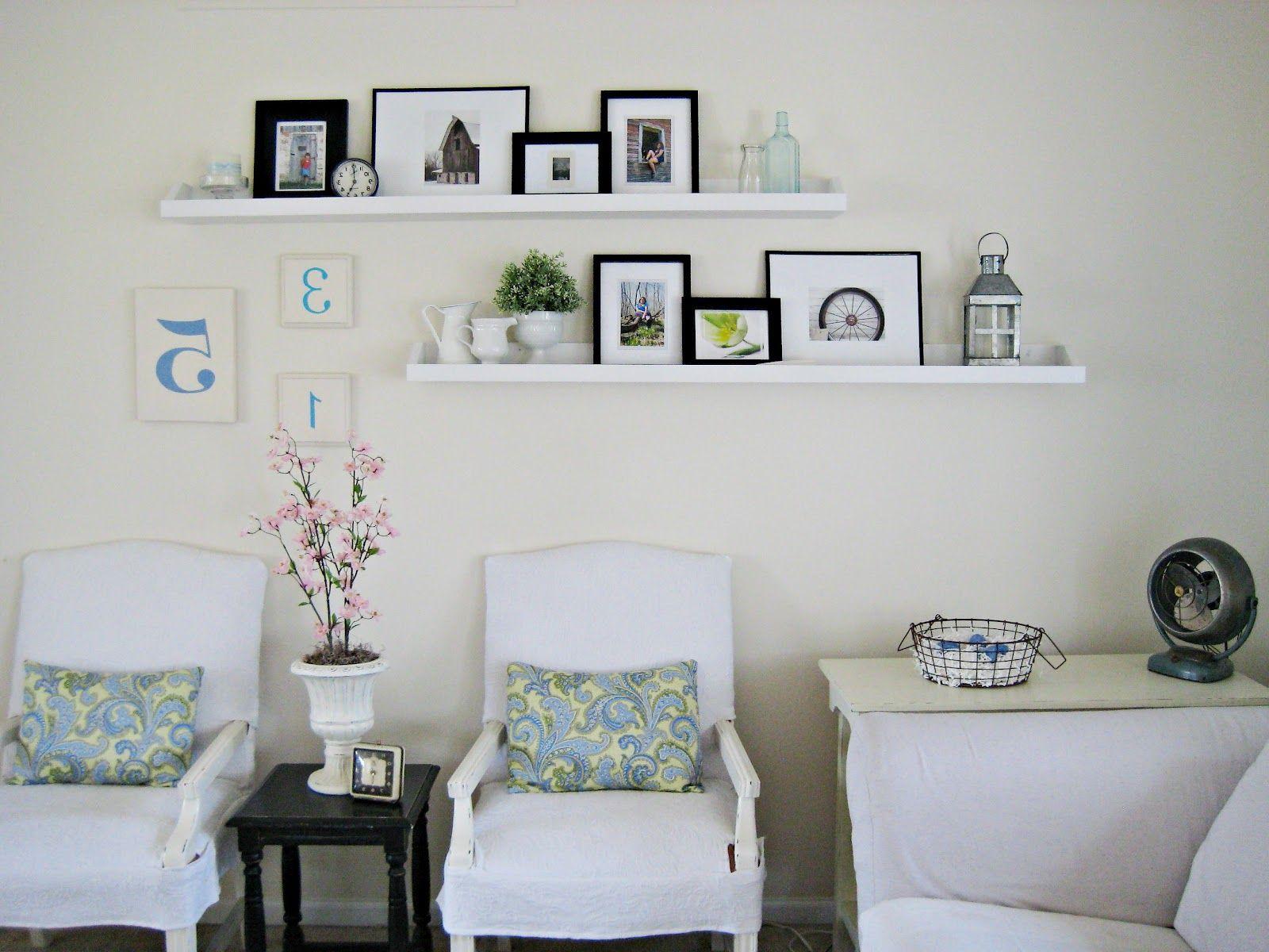 aranjament de rame foto pentru decorarea livingului