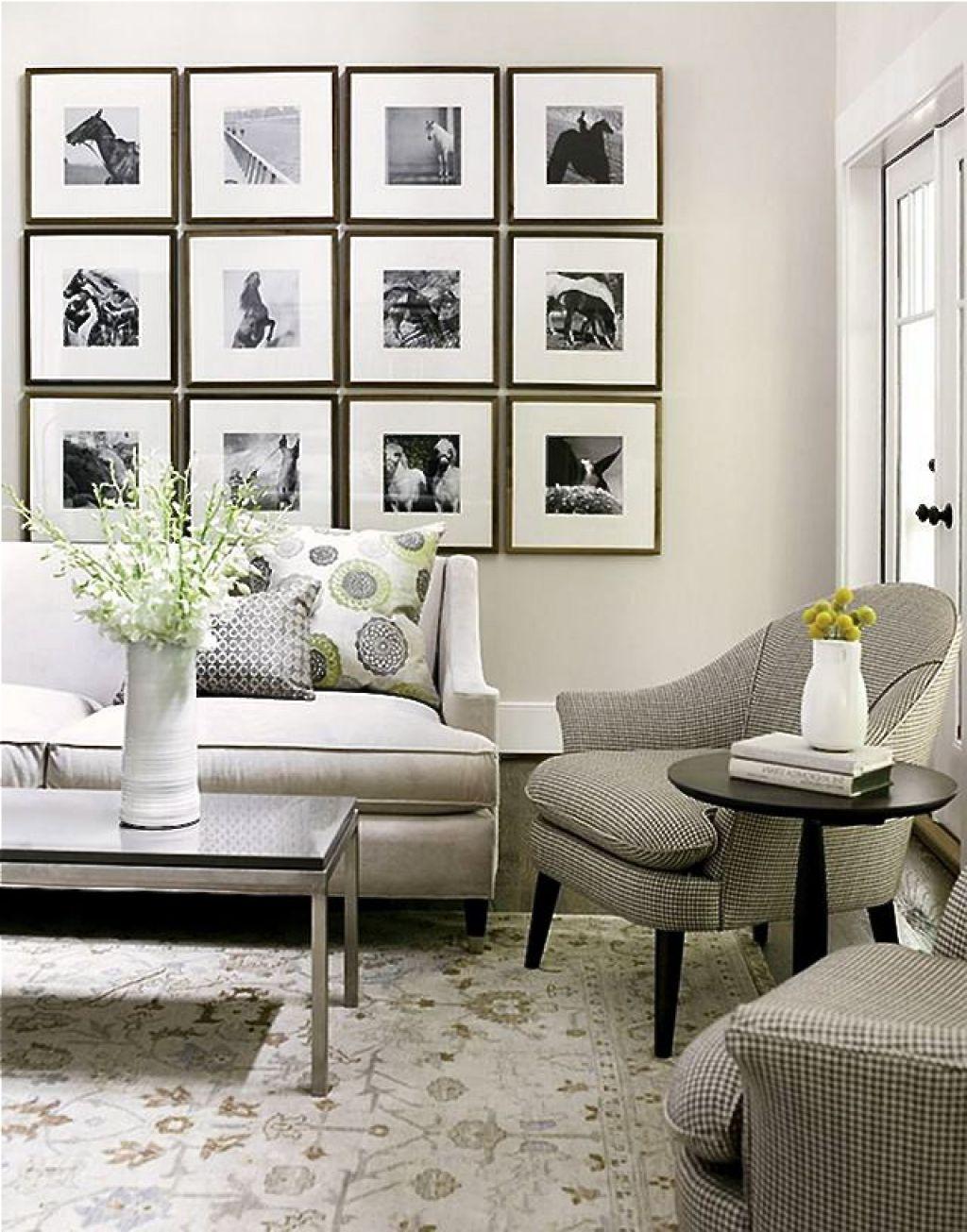 aranjament de rame foto pentru perete pentru decorarea livingului