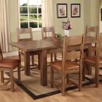 Masa-extensibila pentru dining din lemn