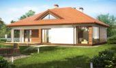 Proiect 1 Casa doar parter cu terasa acoperita