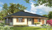proiect 2 model casa doar cu parter