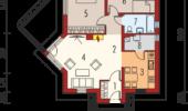 Schita camere casa doar parter