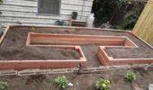 Amenajare gradina in spatele casei