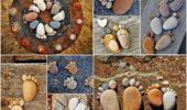 Decoratiuni din pietre pentru curte
