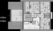 Etaj casa cu 3 dormitoare