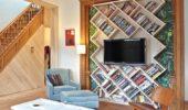 Idee amenajare perete cu televizorul