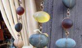 Ornament gradina din pietre de rau
