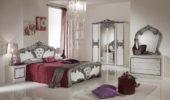 Dormitor cu mobila in stil italian